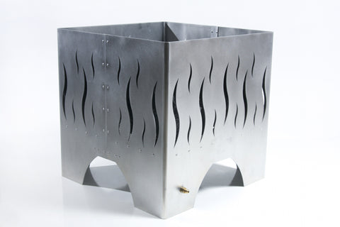 firecube outside view