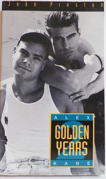 Golden Years: Mission of Alex Kane Vol 2