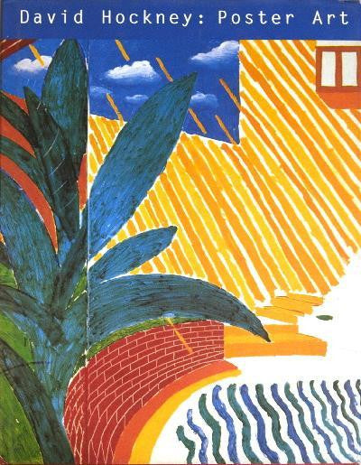 David Hockney: Poster Art