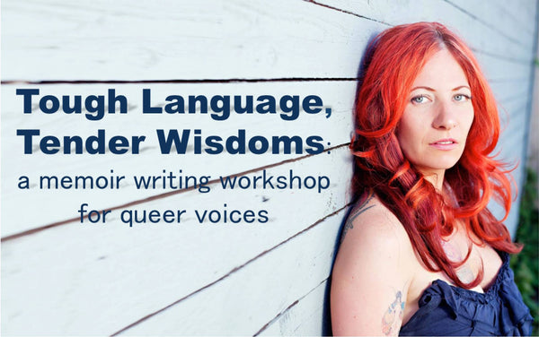 REGISTRATION: Amber Dawn's Writing Workshop Feb 14th