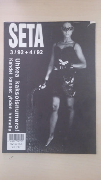 SETA Magazine Mar./Apr. 1992