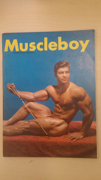 Muscleboy July 1964