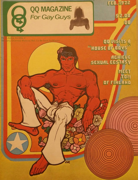 QQ Magazine Feb. 1972