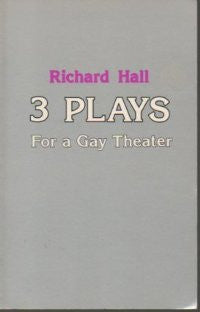 3 Plays for a Gay Theater