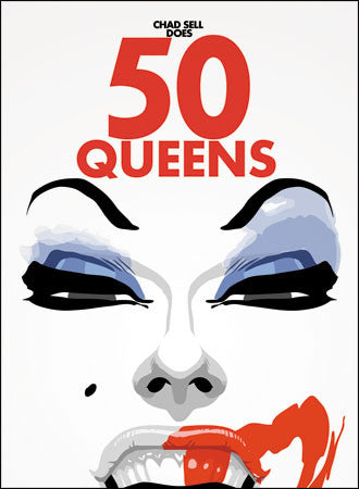 Chad Sell Does 50 Queens
