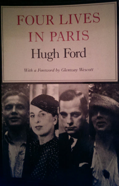 Four Lives in Paris