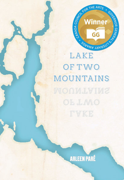 Lake of Two Mountains [eBook]