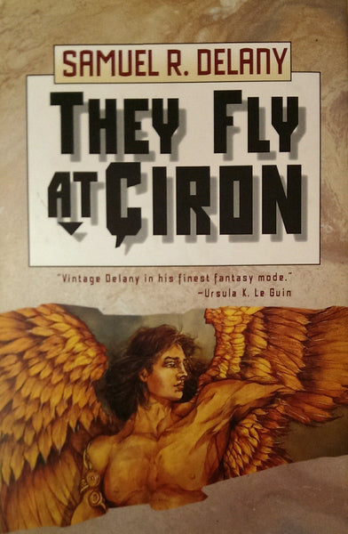 They fly at Çiron