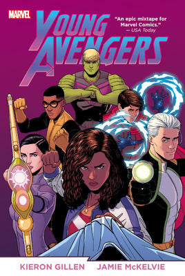 Marvel Young Avengers: Omnibus (Hardcover)