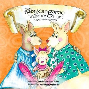The Baby Kangaroo Treasure Hunt