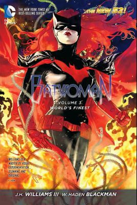 Batwoman Volume 3 - World's Finest