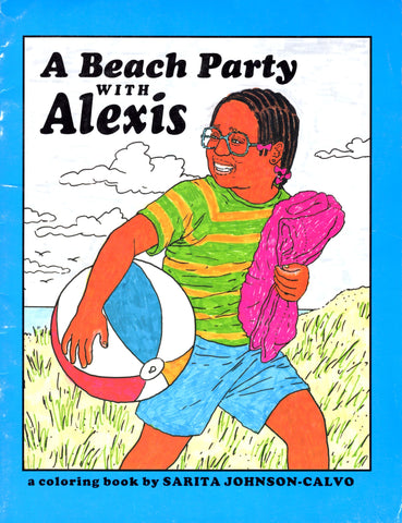 Beach Party With Alexis