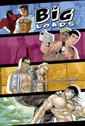 Big Loads: The Class Comics Stash Volume 1