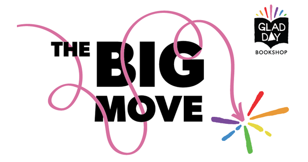 Donate to our BIG MOVE