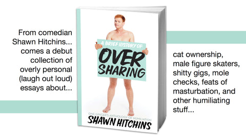 Brief History of Oversharing