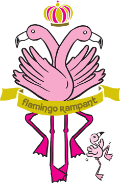 Flamingo Rampant! Book Set