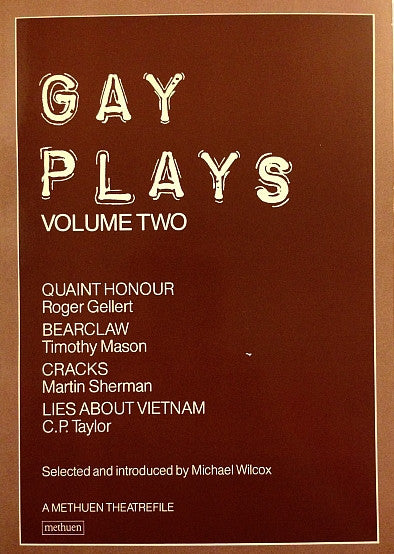 Gay Plays, Volume Two