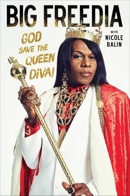 GOD SAVE THE QUEEN DIVA!