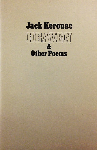 Heaven & Other Poems
