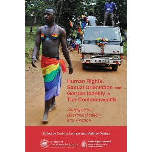 Human Rights, Sexual Orientation and Gender Identity in The Commonwealth