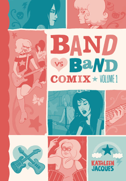 Band vs Band Comix: Issue 1