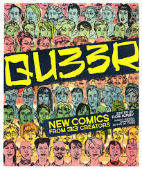 Qu33r: New Comics From 33 Creators