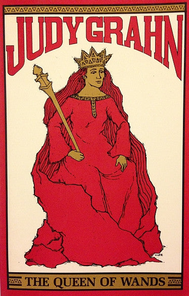 Queen of Wands, The