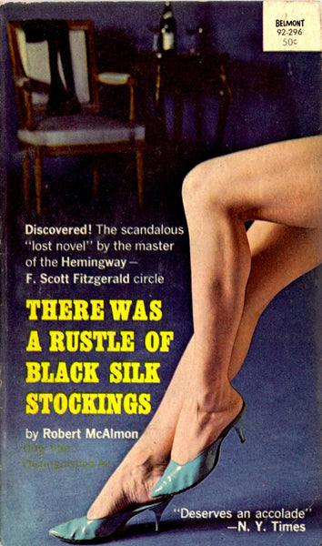 There Was a Rustle of Black Silk Stockings