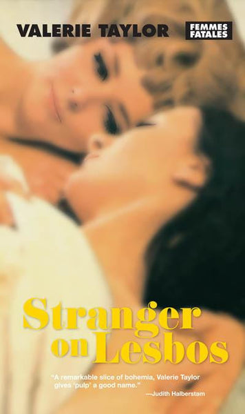 Stranger on Lesbos