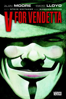11th Grade - V for Vendetta by Alan Moore