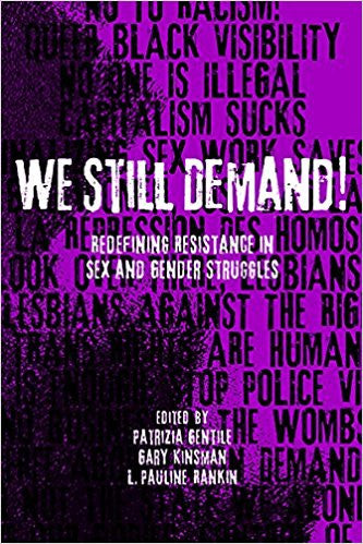 We Still Demand!