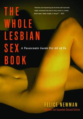 The Whole Lesbian Sex Book