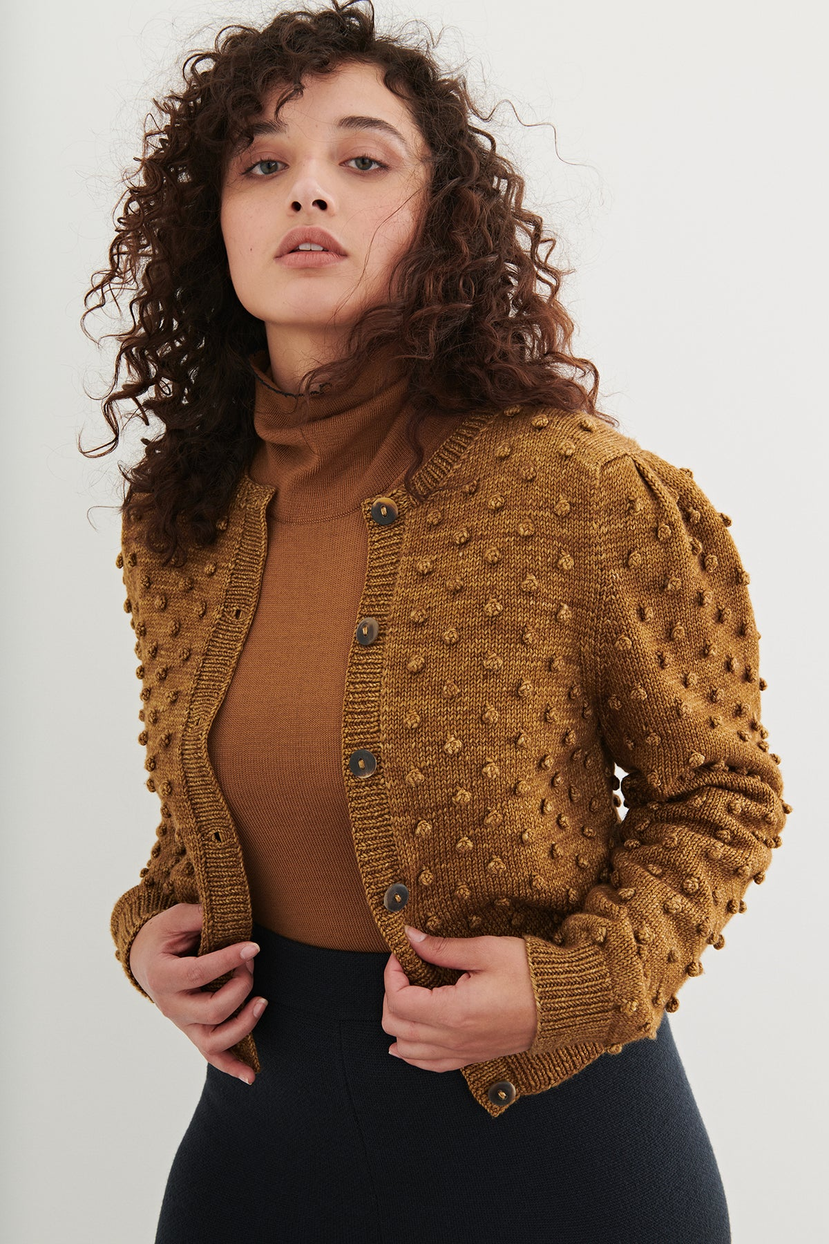 Adult Popcorn Ellie Cardigan