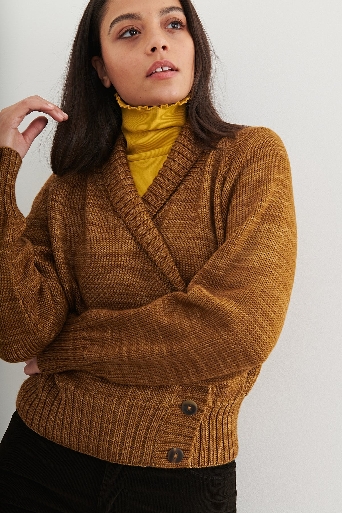 Adult Saltwater Cardigan