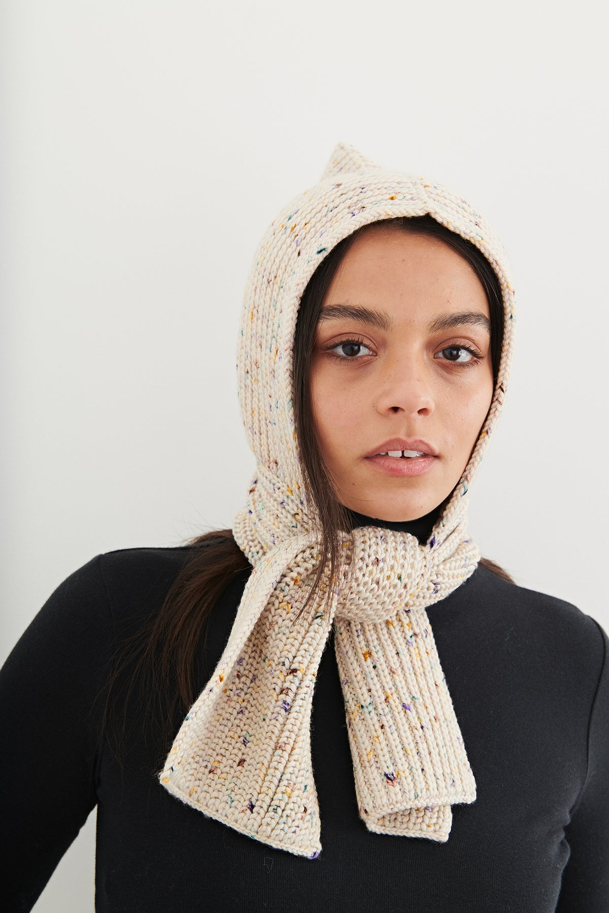 Adult Hooded Scarf