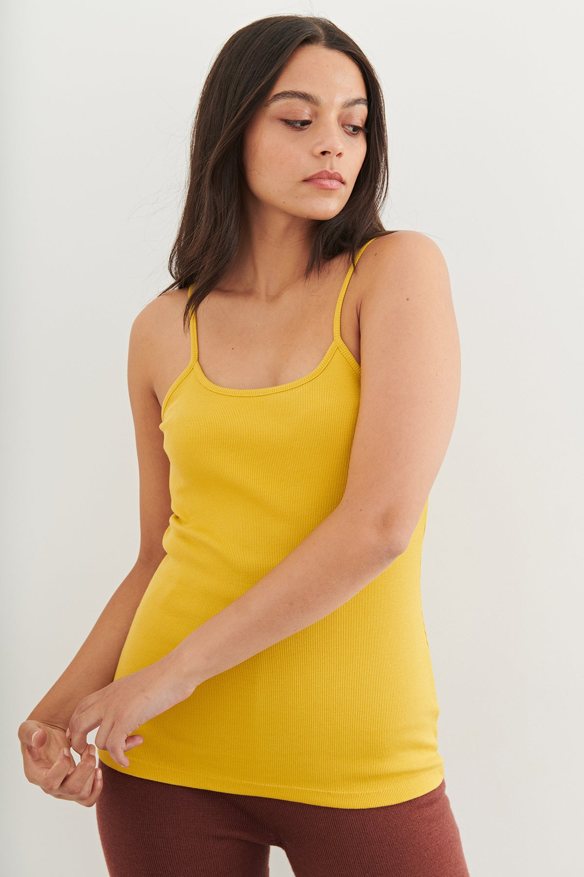 Adult Ribbed Cami