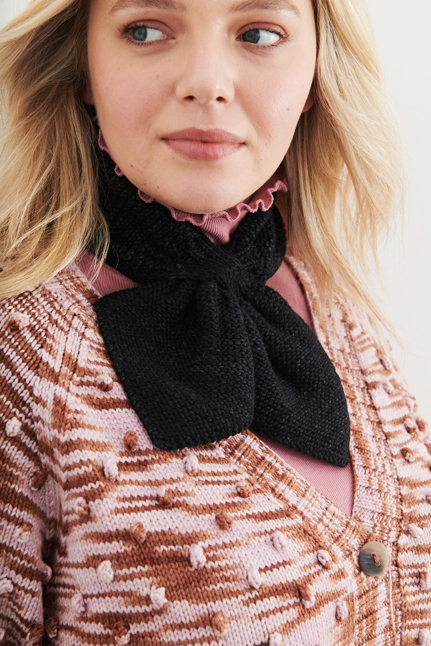 Adult Sledding Scarf