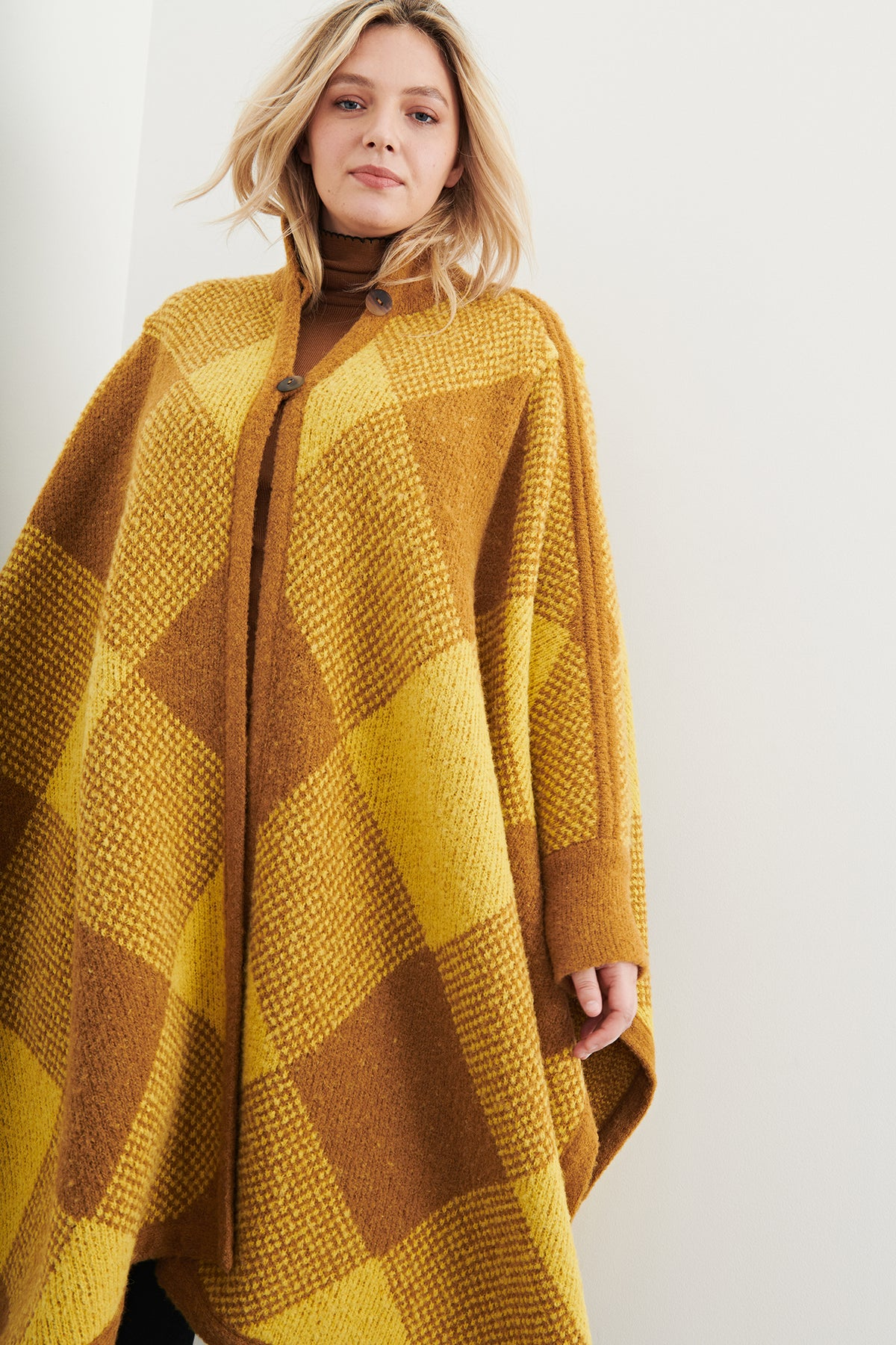 Adult Long Poncho