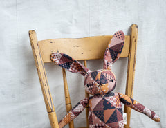 PDC Large Patchwork Rabbit