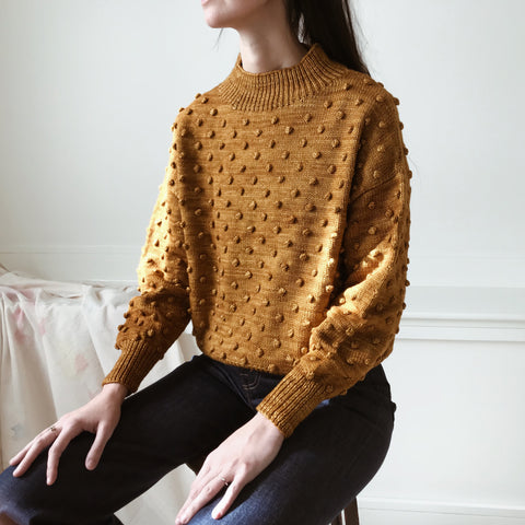Adult Popcorn Sweater