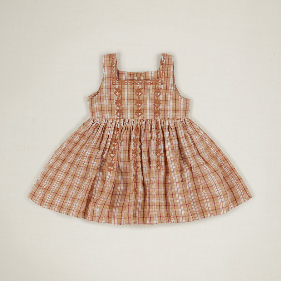Betty Dress - Hay Check