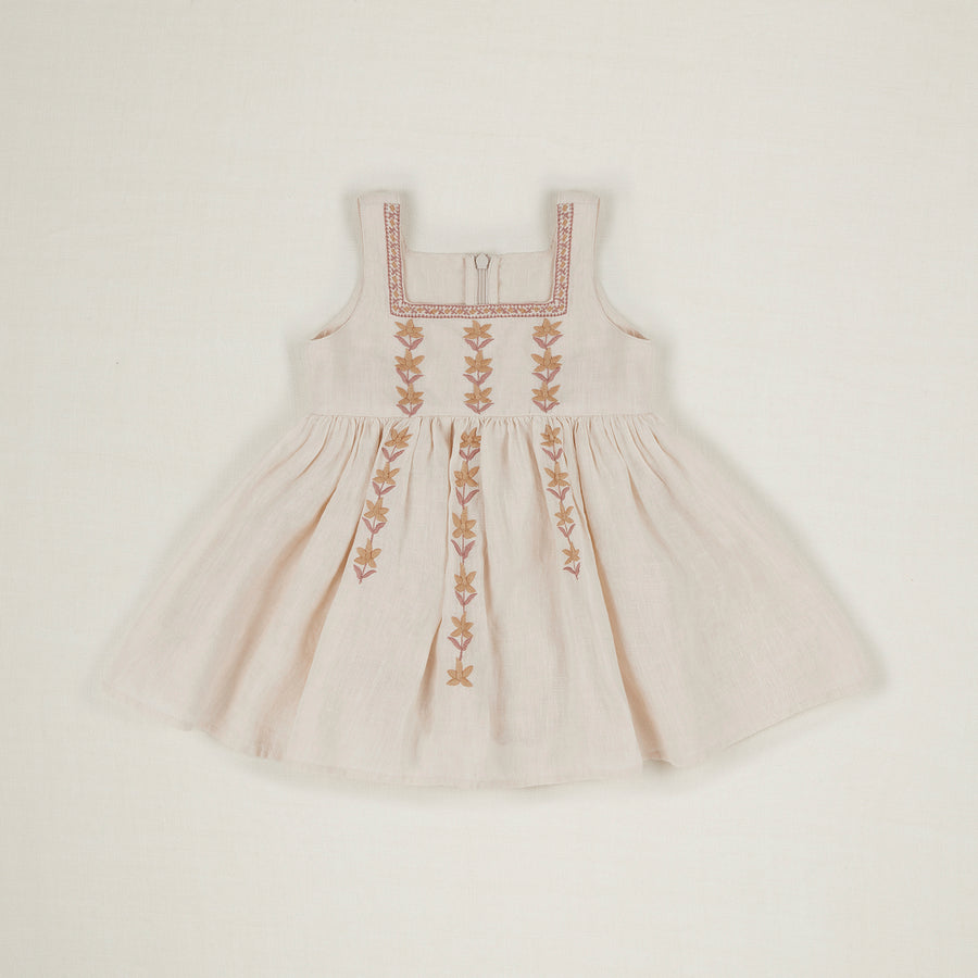 Betty Dress - Ivory