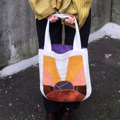 Sunrise / Moonrise Bag