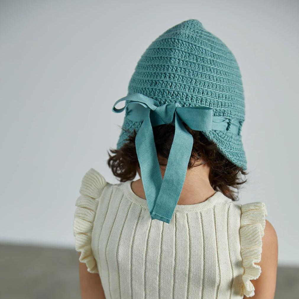 Sunbonnet - Dusty Blue