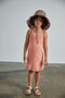 Margot sundress - coral
