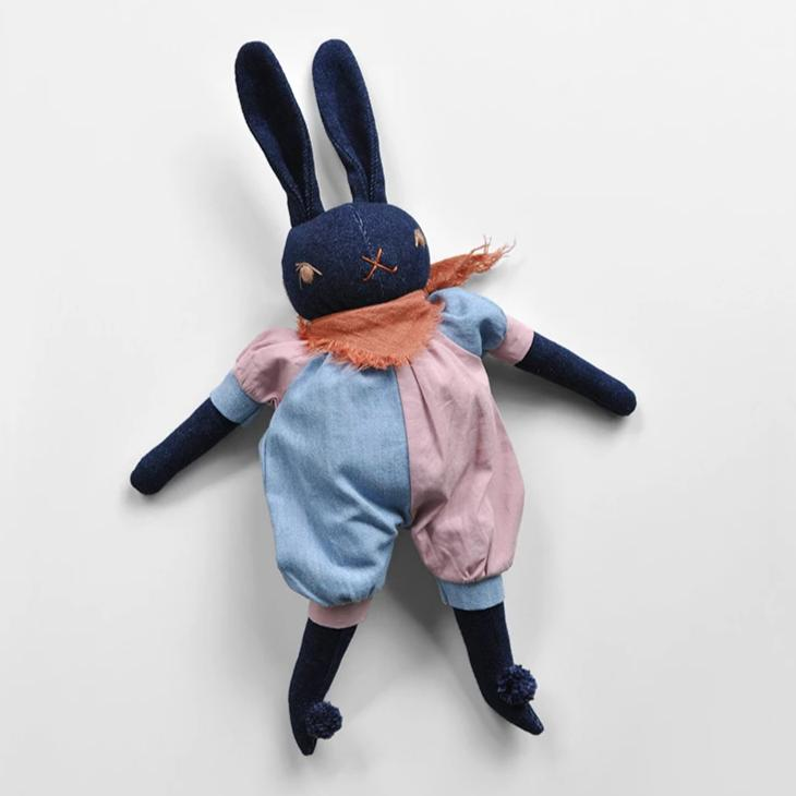 PDC Medium Rabbit in a Romper - Max