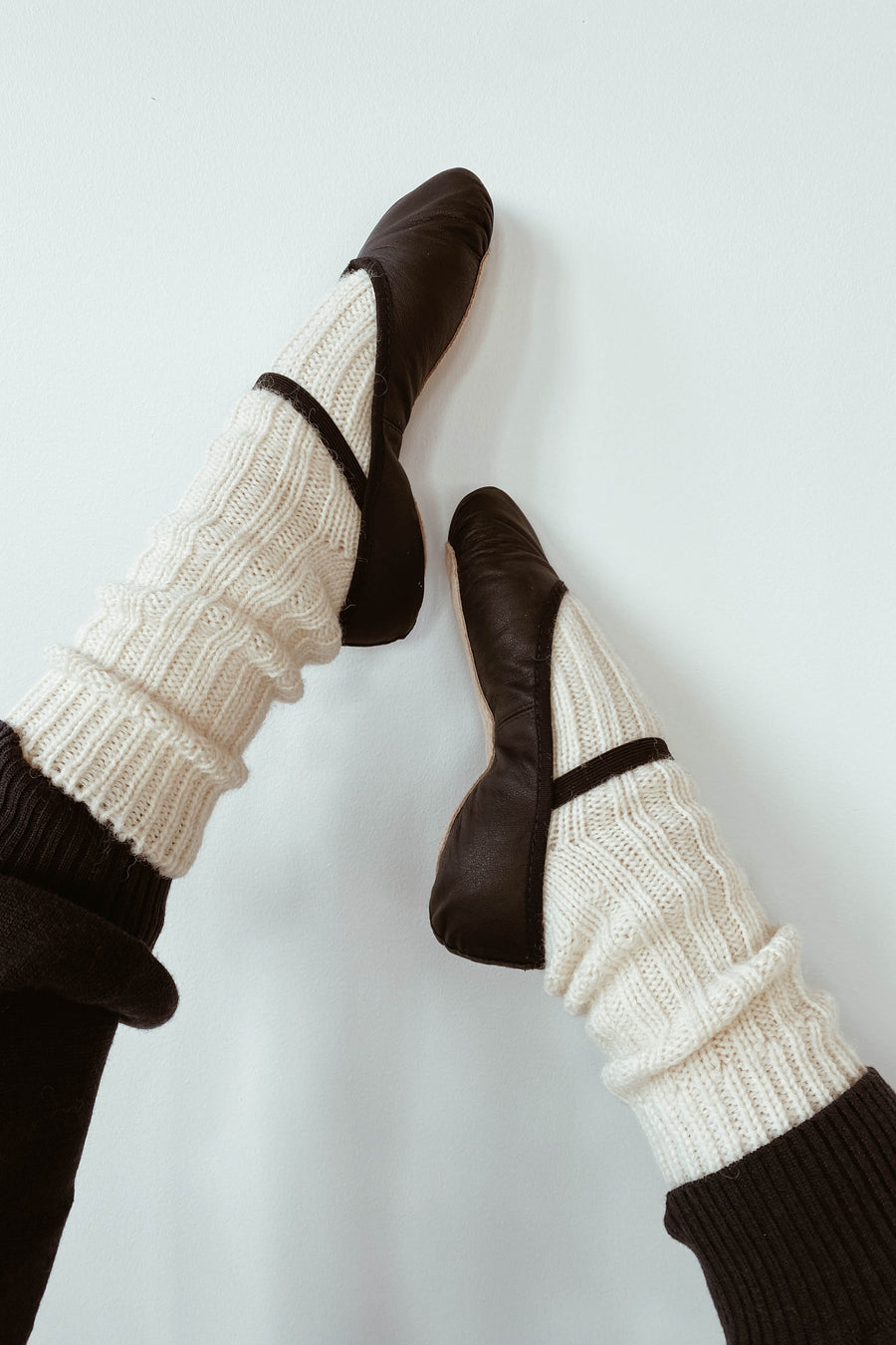 Adult Aran Wool Socks