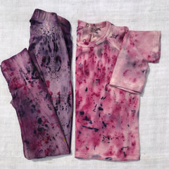 Logwood Tee & Legging Dye Kit