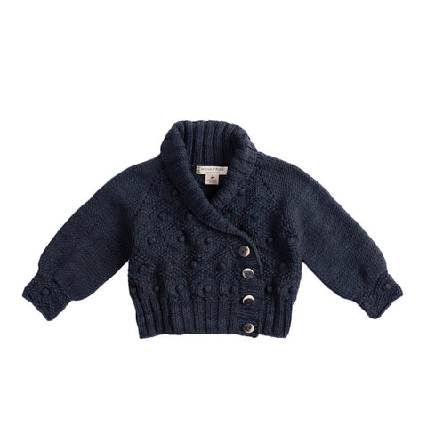 Saltwater Bobble Cardigan