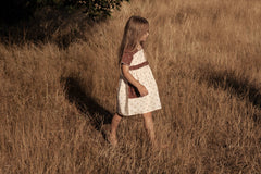 Addie Dress in Prairie Print